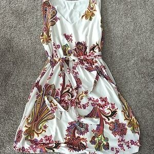 Cute Paisley dress